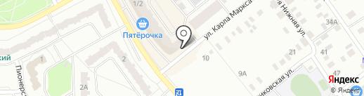 OZON.ru на карте Ивантеевки