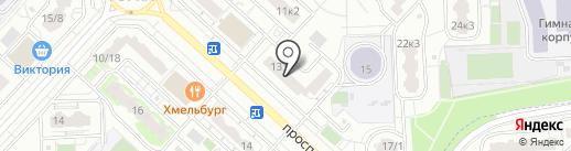 IPhotoLub на карте Люберец