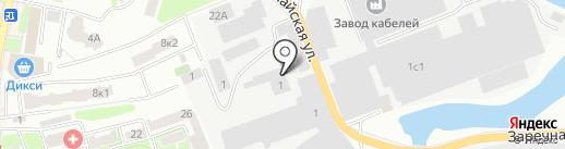 4 сезона на карте Ивантеевки