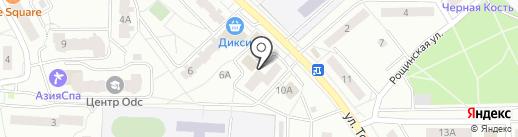City & Style на карте Ивантеевки