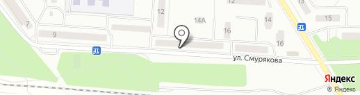 ВК Стройсервис на карте Ивантеевки