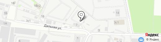 Трак-Платформа на карте Люберец