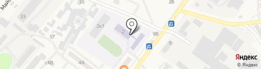 КПТ на карте Киреевска