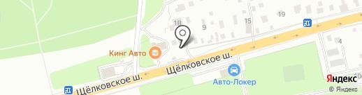 AvtoEstet на карте Балашихи