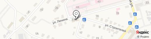 Строймир на карте Киреевска