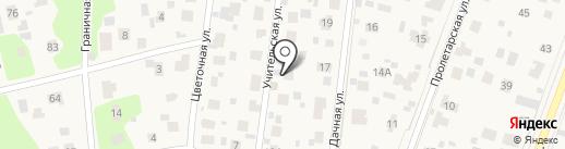 Ветдоктор на карте Балашихи