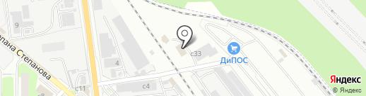 Стройкомби на карте Лыткарино