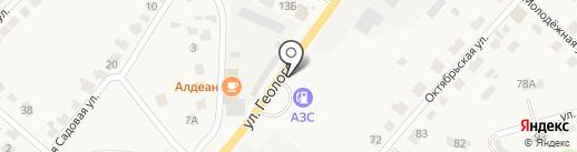 Магазин спецодежды на карте Киреевска