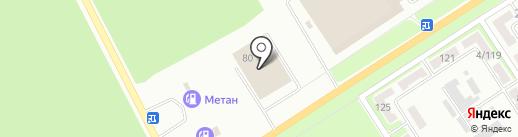 ИКЕА Донецк на карте Макеевки