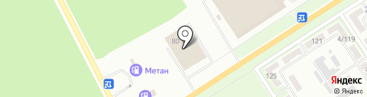 САУНАЦЕНТР на карте Макеевки