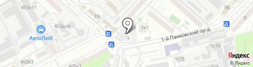 Гринкул инжиниринг на карте Люберец