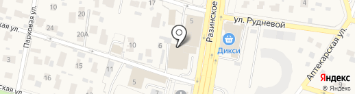 ГОСПОДАРЬ на карте Балашихи