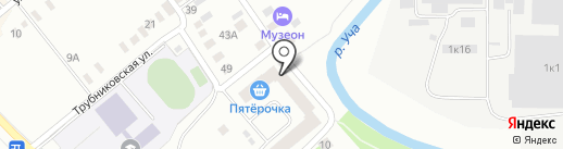 Премьера на карте Ивантеевки