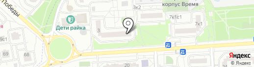 AlterModa на карте Некрасовки