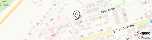Круиз тур на карте Киреевска