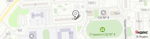 Мини-маркет на карте Некрасовки