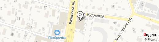 ДублёнкА.ru на карте Балашихи