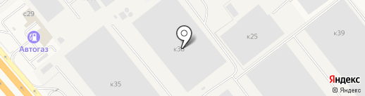 Трилоджи Парк Томилино на карте Томилино