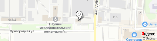 ДизельМаг на карте Балашихи