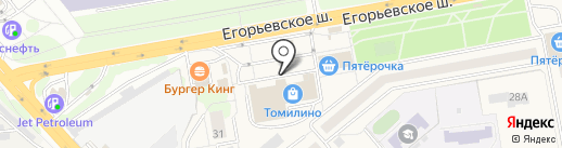 OZON.ru на карте Томилино