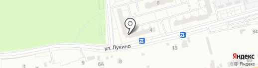 Азбука Жилья на карте Балашихи