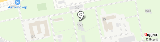 SpecTex на карте Балашихи