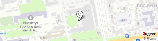 ПТО-М на карте Люберец