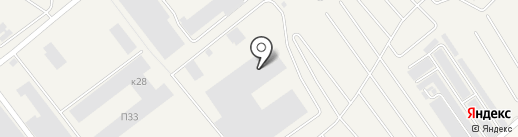 Валмапак на карте Томилино