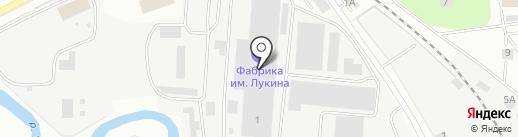 МарТ-Мебель на карте Ивантеевки