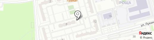 Эльф плюс на карте Балашихи