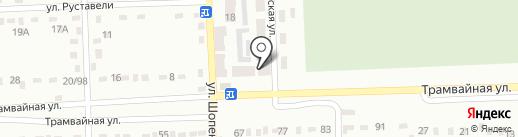 Участковый пункт милиции №12 на карте Макеевки