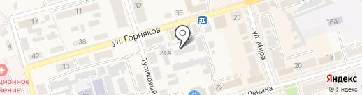 Подразделение лицензионно-разрешительной работы Киреевского района на карте Киреевска