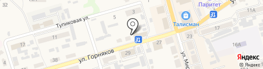 Мир квартир на карте Киреевска