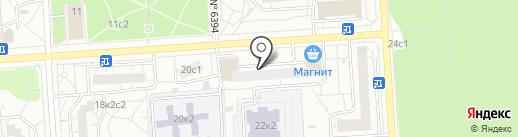 Сервис IT+ Некрасовка на карте Некрасовки