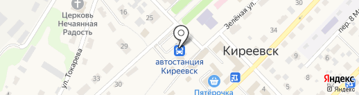 Qiwi на карте Киреевска
