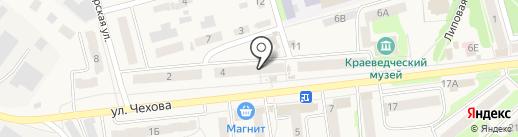 Титанфарма на карте Киреевска