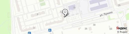GraineLine на карте Балашихи