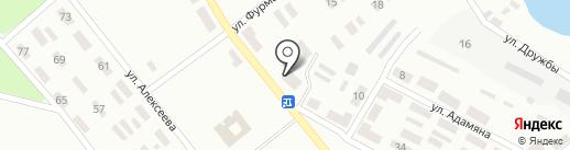 Долина на карте Макеевки
