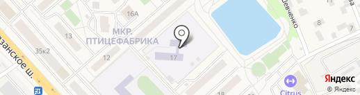 Детский сад №47 на карте Томилино