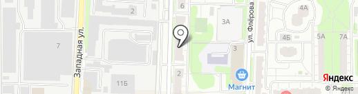 Прицел.ru на карте Балашихи