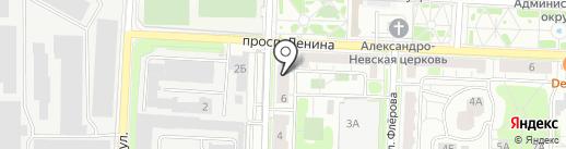 Пром маш оборудование на карте Балашихи