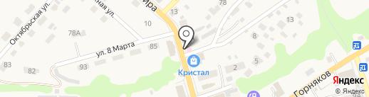 Аптека на карте Киреевска