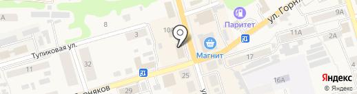 Нотариус Рогожникова И.Н. на карте Киреевска