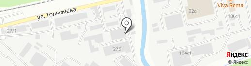 Екатерина на карте Ивантеевки