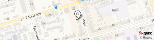 Tele2 на карте Киреевска