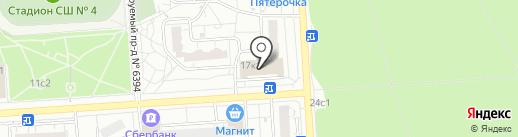 Восточный тандыр на карте Некрасовки