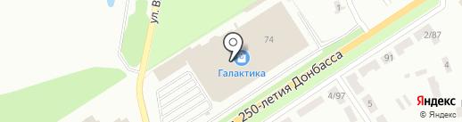 InFrance на карте Макеевки
