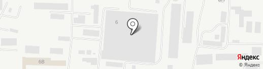 В-Л Комплект на карте Люберец