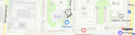 ДОБРО-СТРОЙ на карте Балашихи