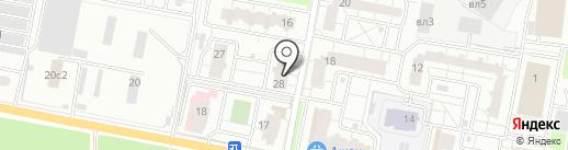 MIXX на карте Балашихи